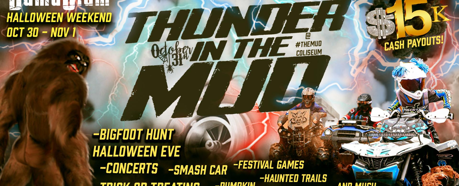 $21k #SHOCKTOBER Bama Slam and XBR Thunder in #TheMud
