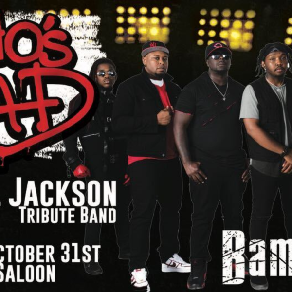 Who's Bad Michael Jackson Tribute Band at the Bama Slam Saloon